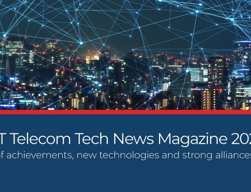 Gilat Telecom Tech News Magazine